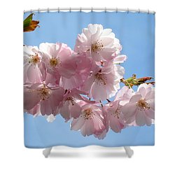 Pretty In Pink Shower Curtain by Lena Photo Art