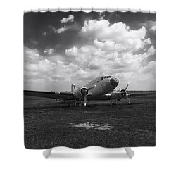 Put Out To Pasture Shower Curtain by Mountain Dreams