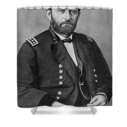 Ulysses S Grant Shower Curtain by American School