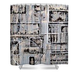13885 By Elwira Pioro Shower Curtain by Tom Fedro - Fidostudio
