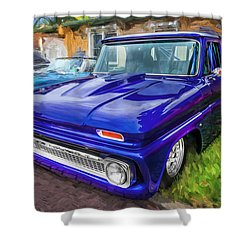 Chevy Silverado Shower Curtains for Sale