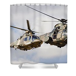 Almost There Shower Curtain by Paul Job