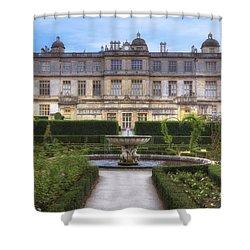 Longleat House - Wiltshire Shower Curtain by Joana Kruse