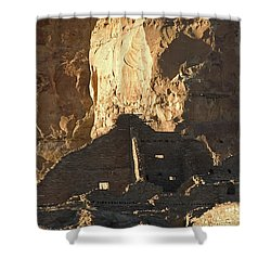 Chaco Canyon Shower Curtain by Steven Ralser