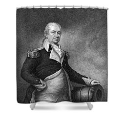 Henry Knox (1750-1806) Shower Curtain by Granger