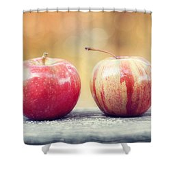 A Gala Affair Shower Curtain by Amy Tyler