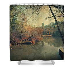 A New Day Another Chance Shower Curtain by Laurie Search