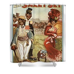 A Sure Winner Shower Curtain by Aged Pixel