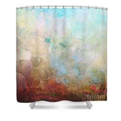 Abstract Print 6 Shower Curtain by Filippo B