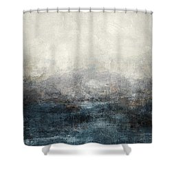 Abstract Print 9 Shower Curtain by Filippo B