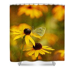 Abundance Shower Curtain by Lois Bryan