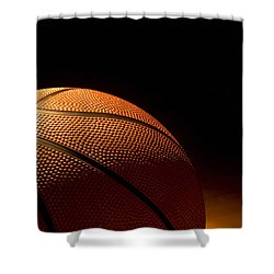 After The Game Shower Curtain by Andrew Soundarajan