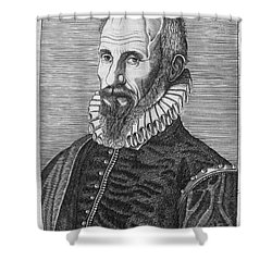 Ambrose Pare (1517?-1590) Shower Curtain by Granger