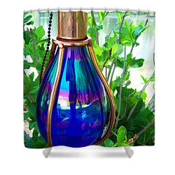 Beautiful Reflections Shower Curtain by Kathy Clark