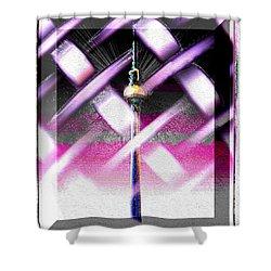 Berlin Shower Curtain by Daniel Janda