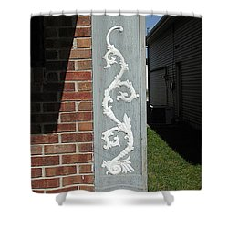 Better Days Shower Curtain by Joseph Yarbrough