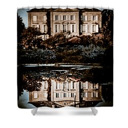 Beyond The Mirror Shower Curtain by Loriental Photography