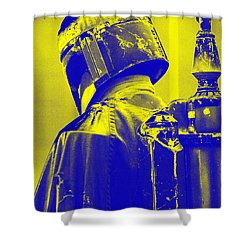 Boba Fett Costume 1 Shower Curtain by Micah May