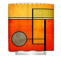 Bold Assumptions Shower Curtain by Richard Rizzo