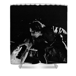 Bono 051 Shower Curtain by Timothy Bischoff