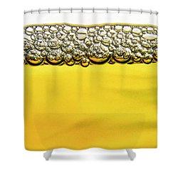 Brewed Shower Curtain by Stelios Kleanthous