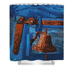 C. A. Thayer Shower Curtain by Jack Zulli