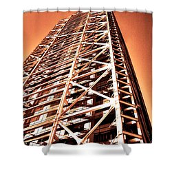 Calle Marina ... Shower Curtain by Juergen Weiss