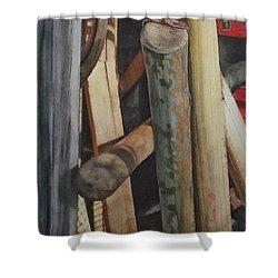 Carolina Wren Shower Curtain by Ken Everett