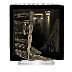 Centuries Of Memories Shower Curtain by Barbara St Jean