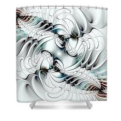 Changing Shower Curtain by Anastasiya Malakhova