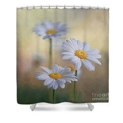 Charites Shower Curtain by Maria Ismanah Schulze-Vorberg