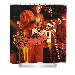 Cheap Trick-93-rick-3 Shower Curtain by Gary Gingrich Galleries