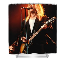 Cheap Trick-95-robin-2 Shower Curtain by Gary Gingrich Galleries