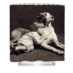 Child C1900 Shower Curtain by Granger