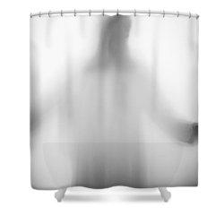 Christian Shower Curtain by Margie Hurwich