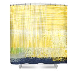 Circadian Shower Curtain by Linda Woods