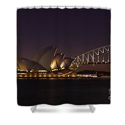 Classic Elegance Shower Curtain by Andrew Paranavitana