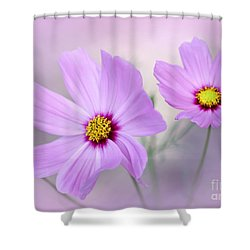Classy And Cosmopolitan Shower Curtain by Sabrina L Ryan