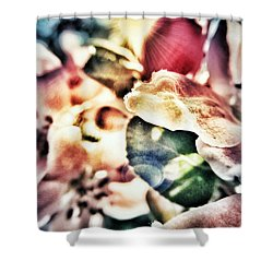 Color Me Pretty... Shower Curtain by Marianna Mills