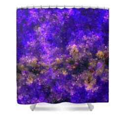 Contusion-02 Shower Curtain by RochVanh