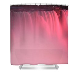 Cotton Candy Shower Curtain by Kathleen Struckle