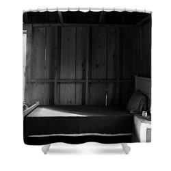 Cracker Living 1882 Shower Curtain by David Lee Thompson