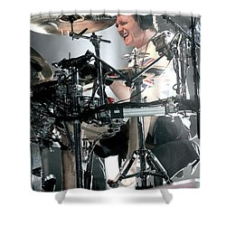 Def Leppard Shower Curtain by Concert Photos