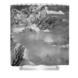 Denali ... Shower Curtain by Juergen Weiss