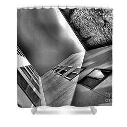 Different Point Of View Shower Curtain by Lauren Leigh Hunter Fine Art Photography