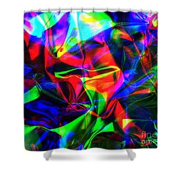 Digital Art-a14 Shower Curtain by Gary Gingrich Galleries