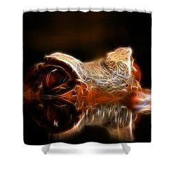 Dragons Lair Shower Curtain by Steve McKinzie