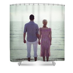 Dreaming Shower Curtain by Joana Kruse