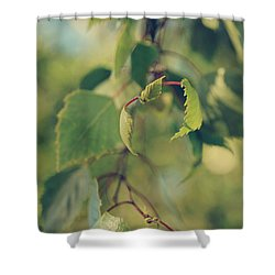 Each Sight Shower Curtain by Laurie Search
