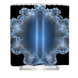 Energize Shower Curtain by Bruce Nutting